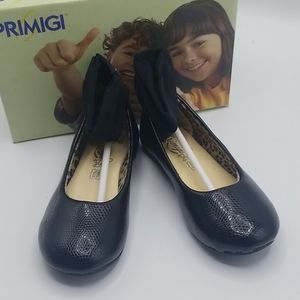 Primigi kids girl ,black sz 9.5